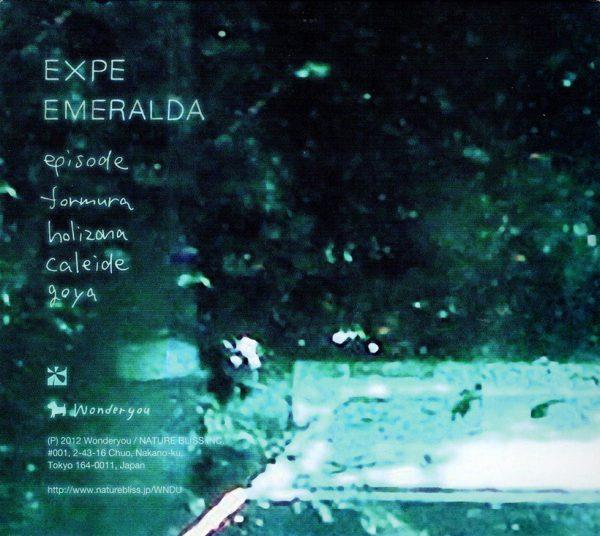 EXPE / EMERALDA