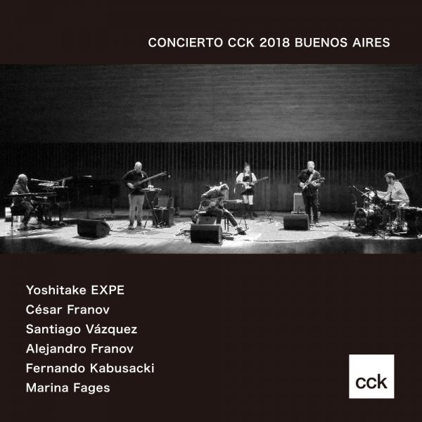 CONCIERTO CCK 2018 BUENOS AIRES